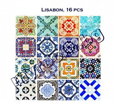Лисабон, 16 бр.