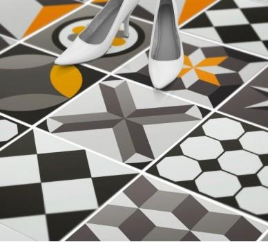 Ретро геометрични, 16 бр.