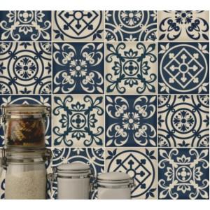 Декорация за стена | За плочки и под | Испания, 16 бр.