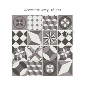 Геометрични Сиви, 16 бр.