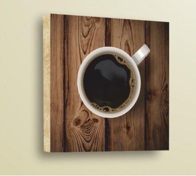 Стикер за стена Чаша кафе
