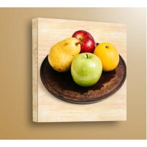 Стикер за стена | Дърво | Плодове