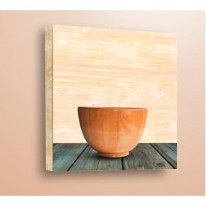 Стикер за стена | Дърво | Гърне 1407