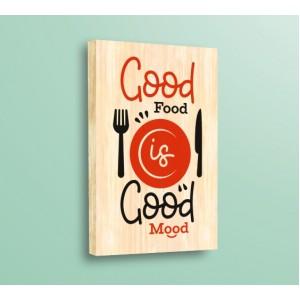 Добрата храна е добро настроение