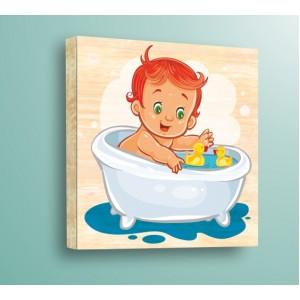 Бебе във вана 62012