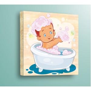 Бебе във вана 62013