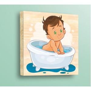 Бебе във вана 62014