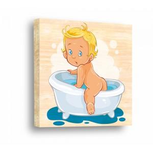 Бебе във вана 62015