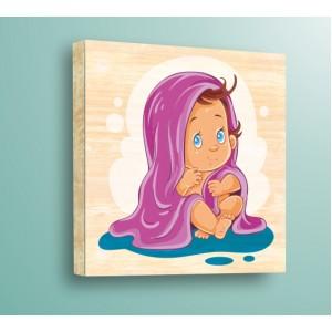 Бебе във вана 62016