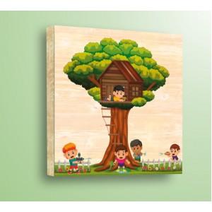 Къща на Дървото