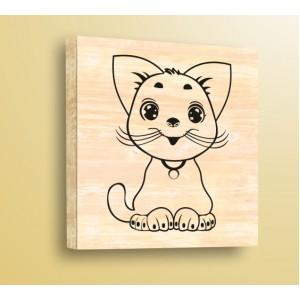 Котка 670110, Дърво