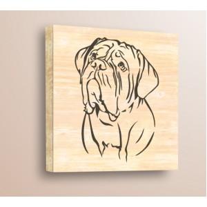 Куче 671415, Дърво