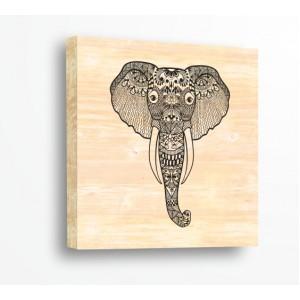 Слон, Плетеница 91051
