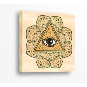 Golden Eye 91316, Пирамида