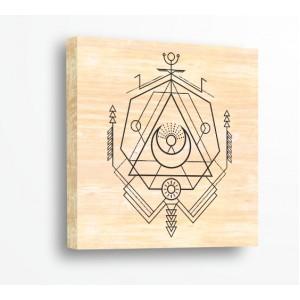 Свещена Геометрия, Триъгълник
