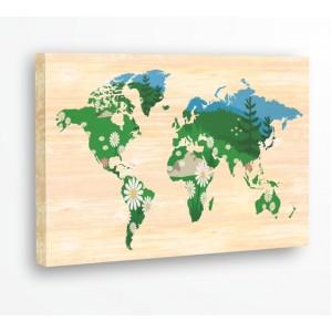 Зелен Свят, Дърво